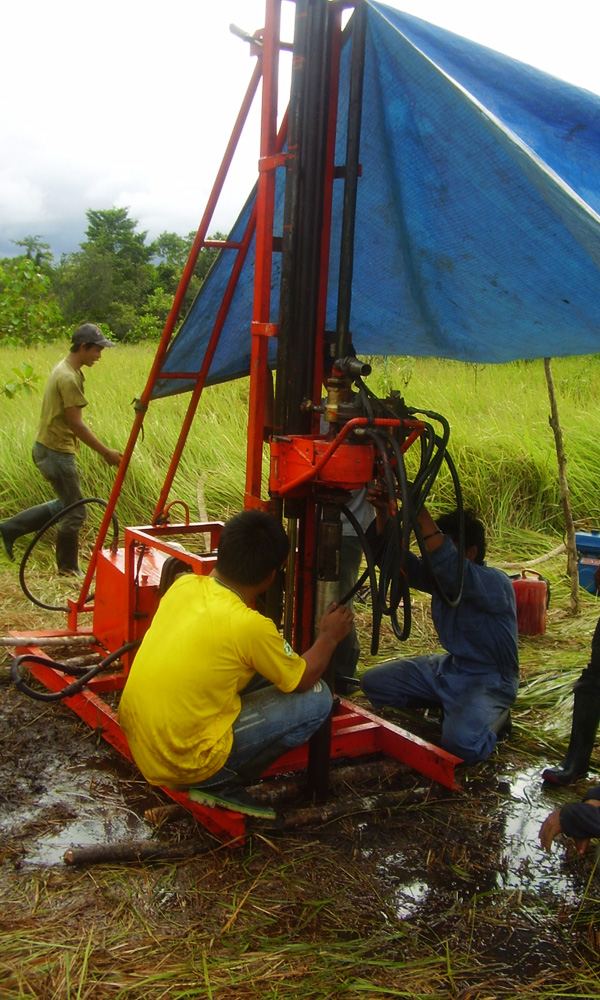 Drilling Equipment ~ Jacro